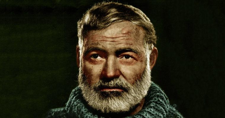 og solen går sin gang (1926) av Ernest Hemingway