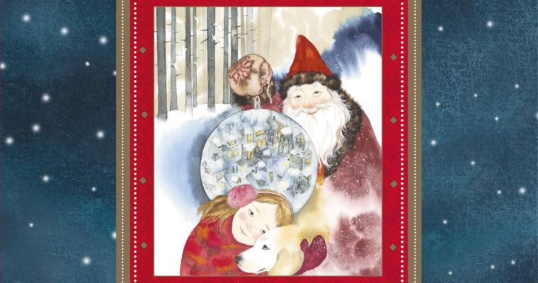 julemagi til barna. Fire koselige adventsbøker
