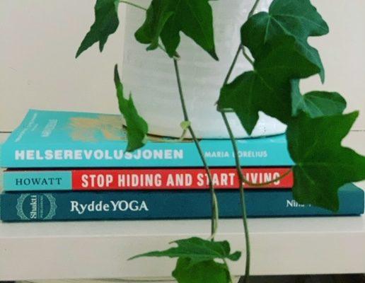 Å overleve januar: TRe bøker som skal pimpe tiltakslysten, del 2