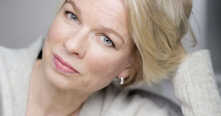 FRA ARKIVET: Linn Ullmann: Et velsignet barn (2005)
