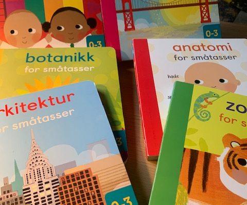 Hurra for spenstige småfolkbøker